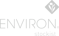 We're an approved Stockist of Environ Products and Treatments