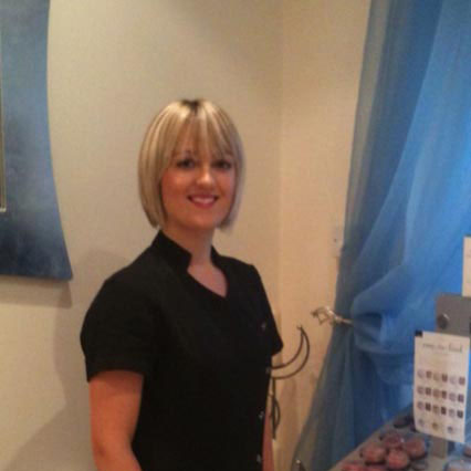 Samantha Shone, Beauty Therapist and Owner of Body Blitz